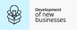 Desenvolvimento de novos negócios
