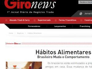Hábitos Alimentares Brasileiro Muda o Comportamento